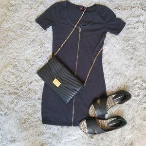 Full zip dress by Material girl